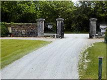 S5309 : Mount Congreve Gardens, Exit Gate by David Dixon