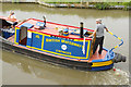 SP5465 : 'Cepheus' at Braunston Historic Narrowboat Rally by Stephen McKay