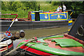 SP5465 : 'Hadley' at Braunston Historic Narrowboat Rally by Stephen McKay