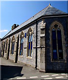 SX2553 : South side of the Grade II listed former St Mary's Church, East Looe by Jaggery