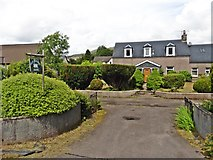 NN0858 : Old Station House, Ballachulish by Roger Cornfoot