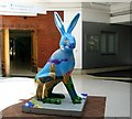 TG2308 : GoGoHares - Norwich Hareport by Evelyn Simak