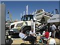 SK0769 : Terex truck by Bob Harvey