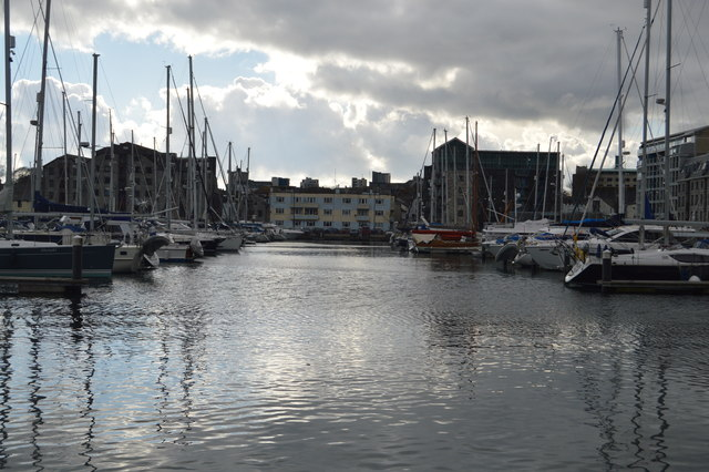 Sutton Harbour Marina