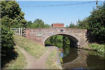 SO8689 : Hinksford Bridge by Bill Boaden