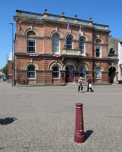 Ilkeston Town Hall