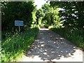 SP1526 : Icknield Street, Roman Road by Philip Halling