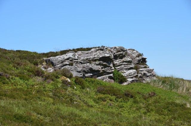 Rock outcrop, Craigengar