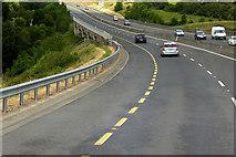 S5209 : N25, Whelansbridge River Viaduct by David Dixon