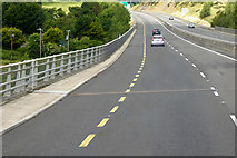 S5209 : N25 Crossing Lacka Road/Whelansbridge River Viaduct by David Dixon