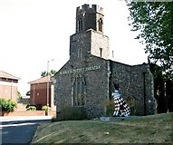 TG2309 : The church of St James Pockthorpe - the Puppet Theatre by Evelyn Simak