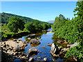 NM8363 : Strontian River by John Allan