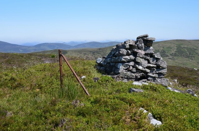 Cairn on Craigengar