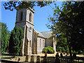 TQ3309 : Stanmer Church by Paul Gillett