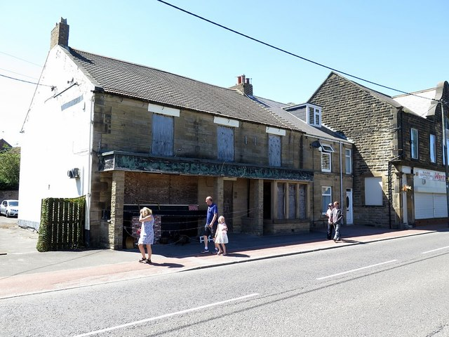 Former Perseverance Arms, Springwell