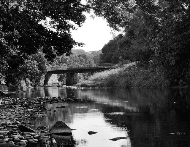 Black Bridge, Umberleigh