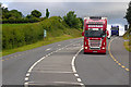 X2996 : HGVs on the Hill near Dungarvan by David Dixon