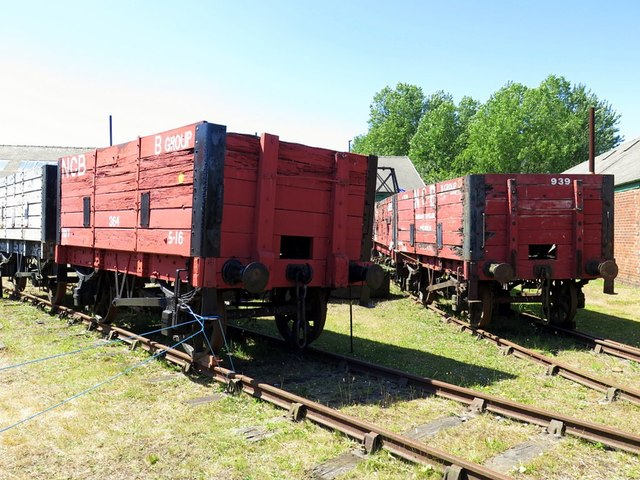 Ordinaries, Bowes Railway Museum