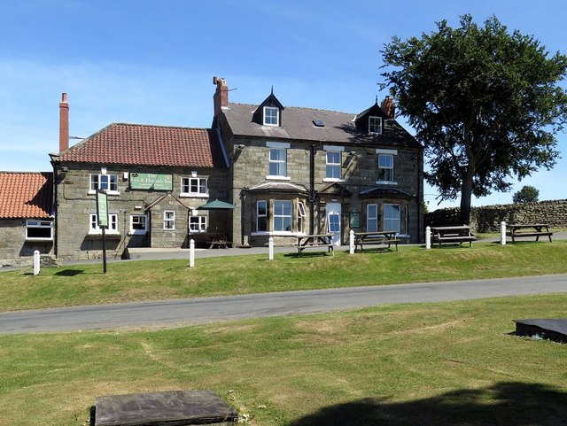The Fox & Hounds Inn, Ainthorpe