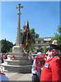 SP9211 : The Re-dedication of Tring War Memorial (3) The Last Post by Chris Reynolds