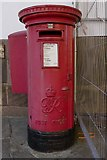SE3320 : George VI Postbox, Wood Street by Mark Anderson