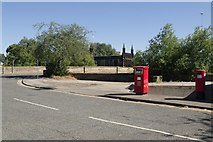 SE3320 : Postboxes, Calder Vale Road by Mark Anderson