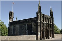 SE3320 : Chantry Chapel, Wakefield Bridge by Mark Anderson
