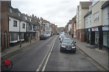 TR1458 : St Dunstan's St, A290 by N Chadwick