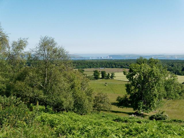Land around Scotsburn