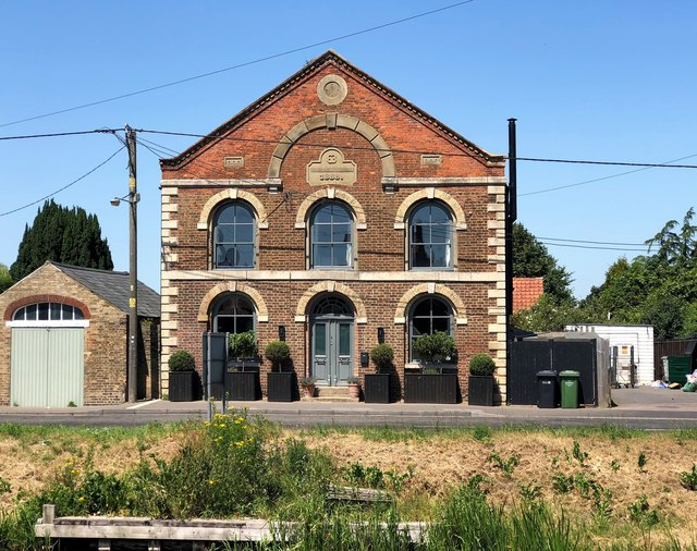 Former chapel in Upwell, Norfolk