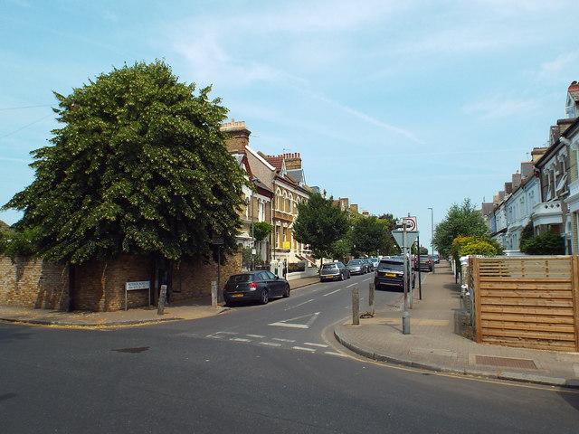 Brodrick Road, Upper Tooting