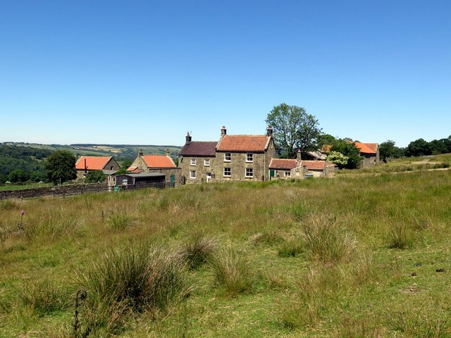 Brow Cottages near Hollin Garth Farm