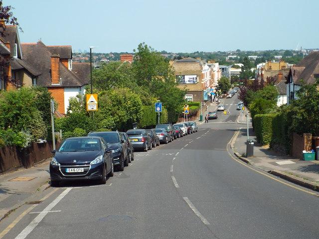 Arthur Road, near Wimbledon