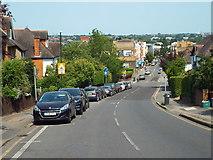 TQ2572 : Arthur Road, near Wimbledon by Malc McDonald