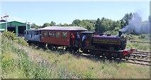 NO3700 : Fife Heritage Railway by Bill Kasman