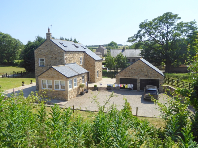 New house at Ramshaw