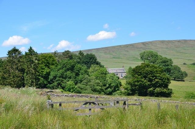 Blackburn farm, Newcastleton