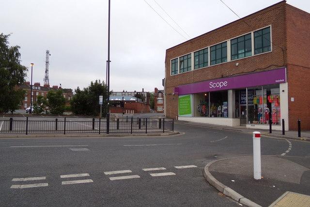 Borough Road & Scope Charity Shop