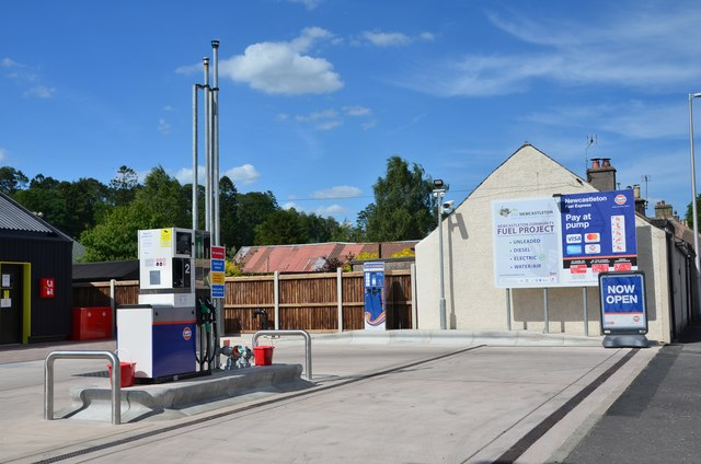 Newcastleton Community Fuel Project