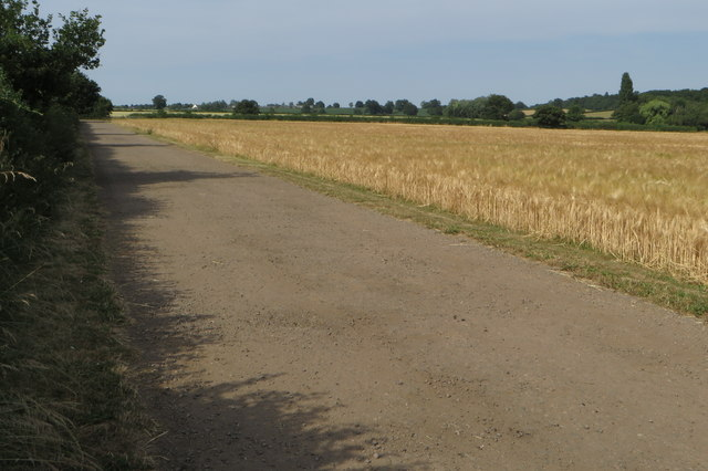Footpath to Fringford