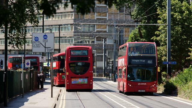 Croydon Buses