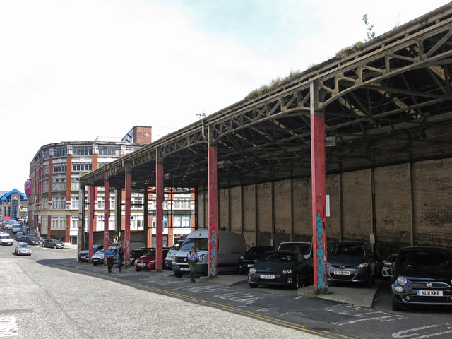 (The former) Worswick Street bus station