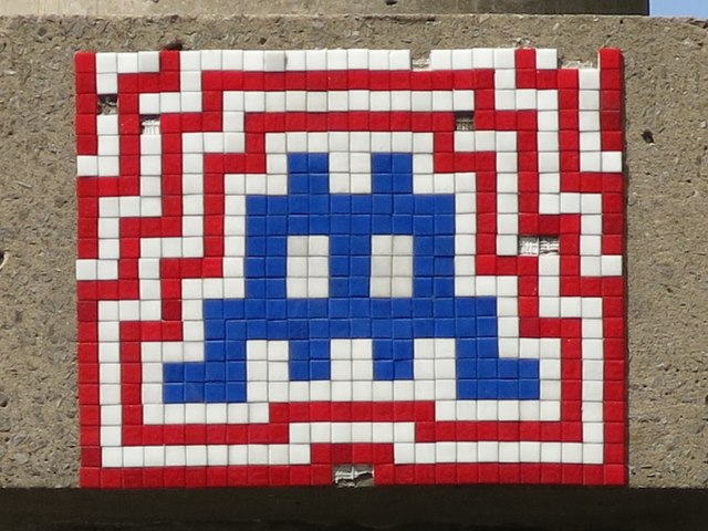 Ceramic tile public artwork, Pilgrim Street, NE1 (2)