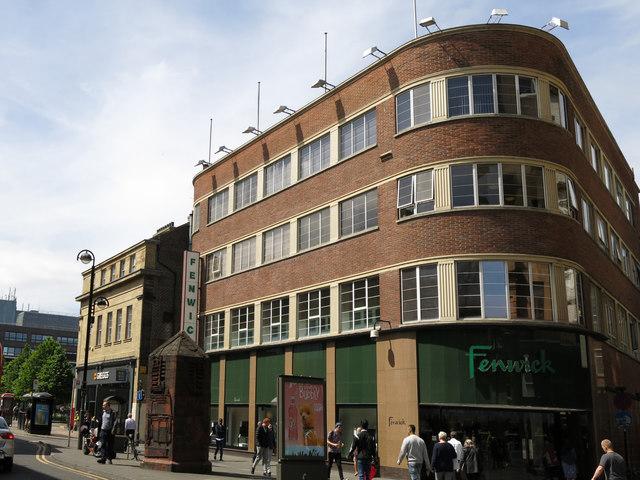 Fenwick's, Blackett Street, NE1