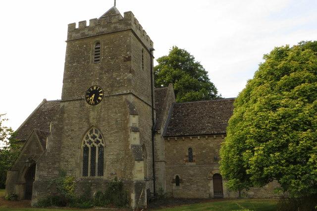 St Peter's Stoke Lyne