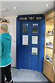 SK1383 : TARDIS like entrance to Treak Cliff Cavern by Andrew Diack