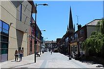 SE3320 : Wood Street, Wakefield by Chris Heaton