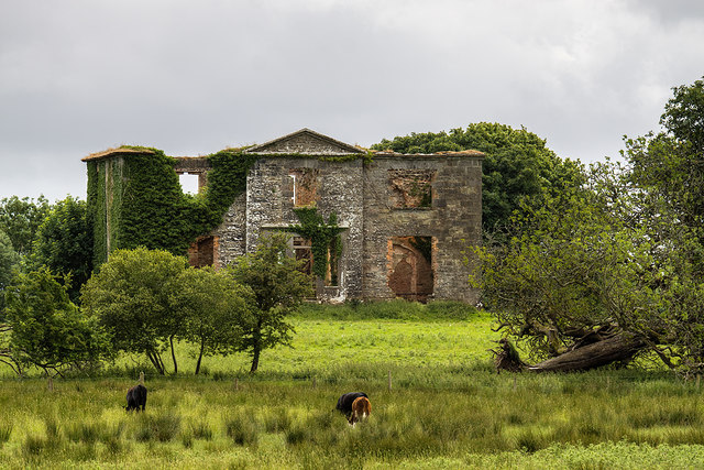 Ireland in Ruins: Raheens House, Co. Mayo (1)