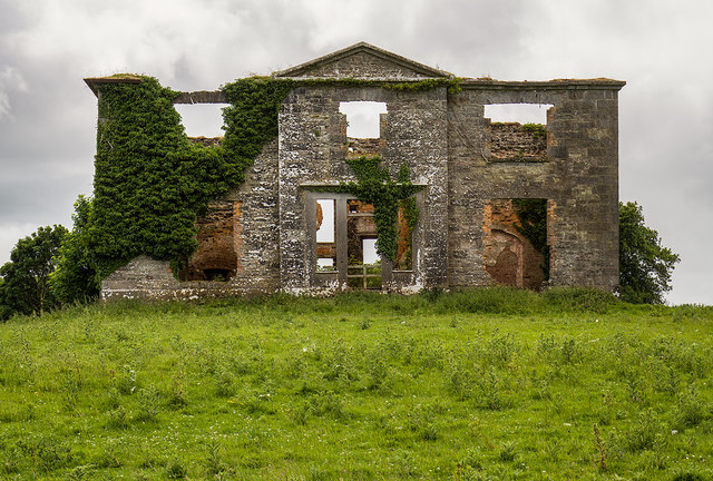 Ireland in Ruins: Raheens House, Co. Mayo (3)
