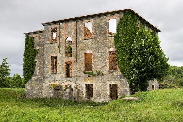 Ireland in Ruins: Raheens House, Co. Mayo (6)